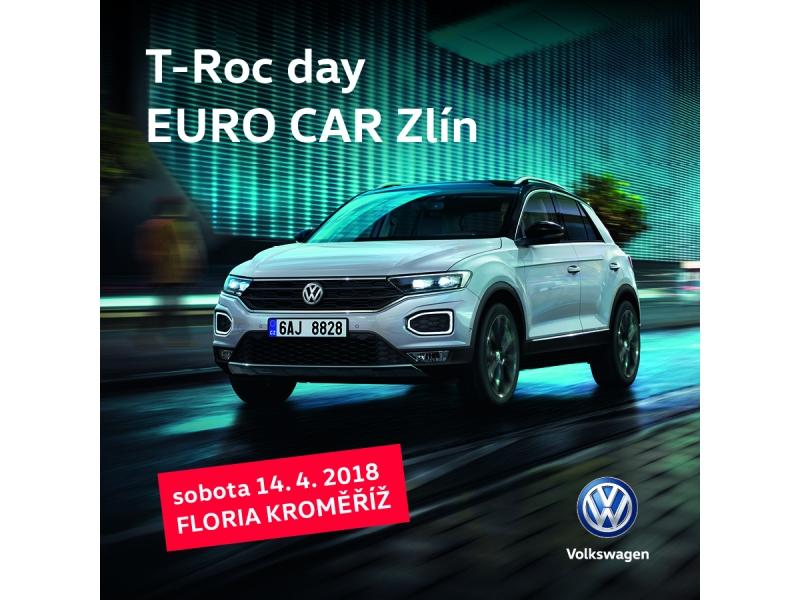 T Roc Day Euro Car Zlin V Sobotu 14 Dubna Na Kromerizske Florii